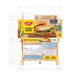 Iglo 2 Chicken Burgers 200 g
