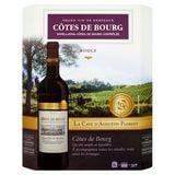 La Cave d'Augustin Florent Côtes de Bourg Grand vin Bordeaux rouge 3 L
