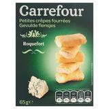Carrefour Gevulde Flensjes Roquefort 65 g