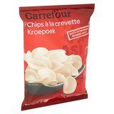 Carrefour Chips à la Crevette 100 g