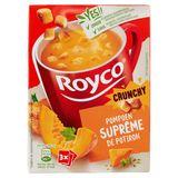 Royco Crunchy Pompoensuprême 3 x 22.5 g