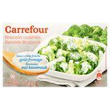 Carrefour Bereide Broccoli Roomsaus met Kaassmaak 450 g