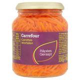 Carrefour Carottes Râpées 330 g
