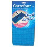 Carrefour Microfibres torchon Sols traditionennels 60 x 50 cm