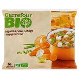 Carrefour Bio Soepgroenten 600 g