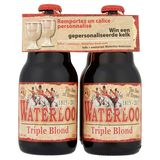 Waterloo Triple Blond Fles 4 x 33 cl