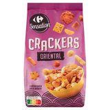 Carrefour Aperitiefhapje Oriental Crackers 200 g