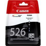 Canon - Inktcartridge CLI-526BK - Zwart