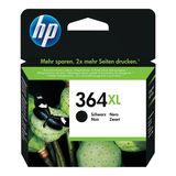 HP - Cartouche d'encre 364XL - Noir