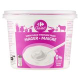 Carrefour Classic' Fromage Frais Maigre 500 g