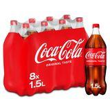 Coca-Cola 8 x 1.5 L