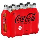 Coca-Cola Zero Sugar 8 x 1.5 L