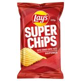 Lay's Superchips Naturel Zout 200 gr