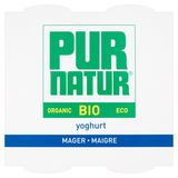 Pur Natur Bio Yoghurt Maigre 4 x 125 g