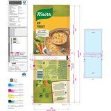 Knorr Droge Soep Kip 92 g