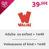 Walibi: Billet enfant ( entre 1m - 1m40)