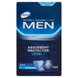 Tena Men Absorbent Protector Level 1 Light 24 Stuks