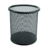 Carrefour Pennenpot in metaal Zwart