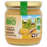 Carrefour Bio Smeuïge Bloemenhoning 500 g