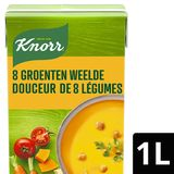 Knorr Classics Tetra Soep 8 Groenten en Balletjes 1 L