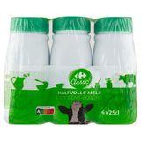 Carrefour Melk Halfvol 6 x 25 cl