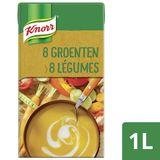 Knorr Classics Tetra Soep 8 Groentenweelde 1 L