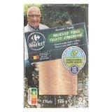 Carrefour FQC Filets de Truite Fumée des Ardennes 2 Filets 125 g