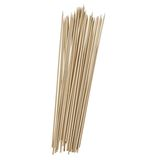 Carrefour Home - 50 Brochettes en bois