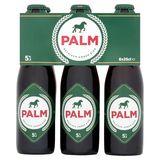 Palm Belgisch Amber Bier 5.2% Flessen 6 x 25 cl