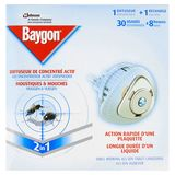Baygon Geconcentreerde Actief Verspreider Muggen & Vliegen 2 in 1