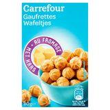 Carrefour Wafeltjes met Kaas 80 g