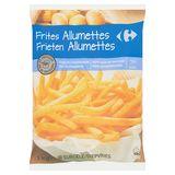 Carrefour Frieten Allumettes 1 kg