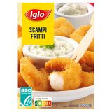 Iglo Scampi Fritti 200 g