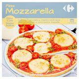 Carrefour Pizza Mozzarella Pâte Fine 340 g