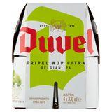 Duvel Tripel Hop Citra Bouteilles 4 x 330 ml