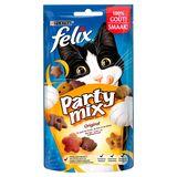 FELIX Party Mix Alimentation Chat Original Biscuit Chat 60 g