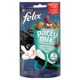 FELIX Party Mix Nourriture Chat Seaside Biscuit Chat 60 g