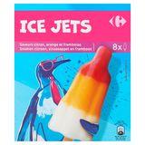 Carrefour Ice Jets 8 Stuks 480 g