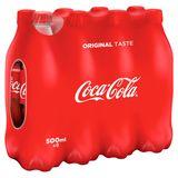 Coca-Cola 8 x 500 ml