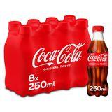 Coca-Cola 8 x 250 ml