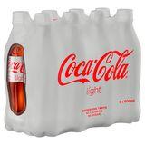 Coca-Cola Light 8 x 500 ml