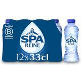 Spa Reine Niet Bruisend Natuurlijk Mineraalwater PET 12 x 33 cl