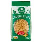Carrefour Pâtes Coquillette 500 g