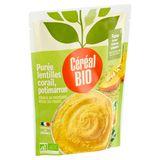 Céréal Bio Puree van Koraallinzen & Pompoen 250 g