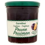 Carrefour Confiture Prune 370 g