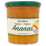 Carrefour Confituur Ananas 370 g