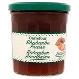 Carrefour Rabarber Aardbeien 370 g