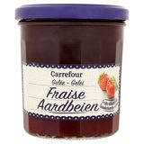 Carrefour Gelei Aardbeien 370 g
