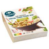 Carrefour Poulet Curry Vert et Riz Basmati 450 g