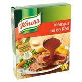 Knorr Poudre Sauce Jus de Rôti 3 x 20 g